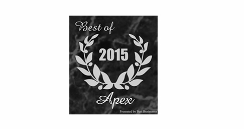 Best of Apex 2015 Award Recipient, Apex Heating and Air Conditioning