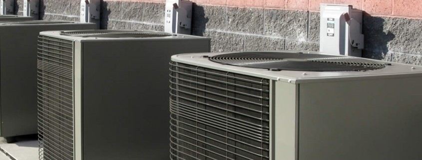 Commercial Air and Heating System Repair by Apex Heating and Air Conditioning
