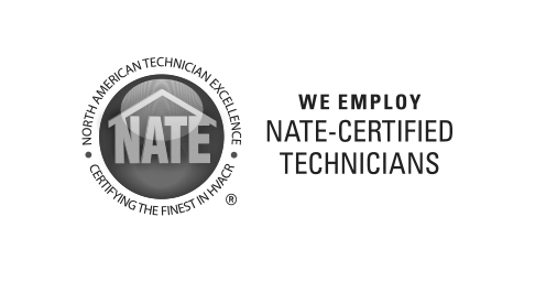 NATE-Certified Technicians by Apex Heating and Air Conditioning