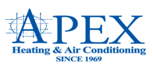 Apex Heating and Air Conditioning Logo