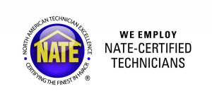 NATE-Certified Technicians of Apex Heating and Air Conditioning