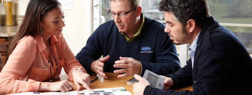 HVAC System Consultation by Apex Heating & Air Conditioning