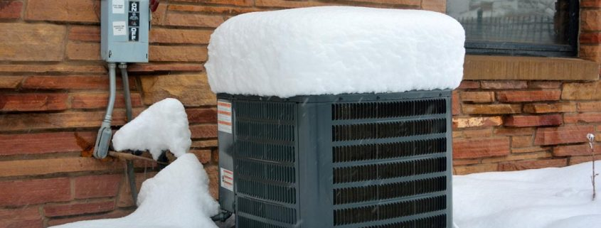 Apex Heating and Air - heat pump, furnace, HVAC during winter