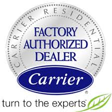 Apex Heating and Air Conditioning is an authorized Carrier® Dealer