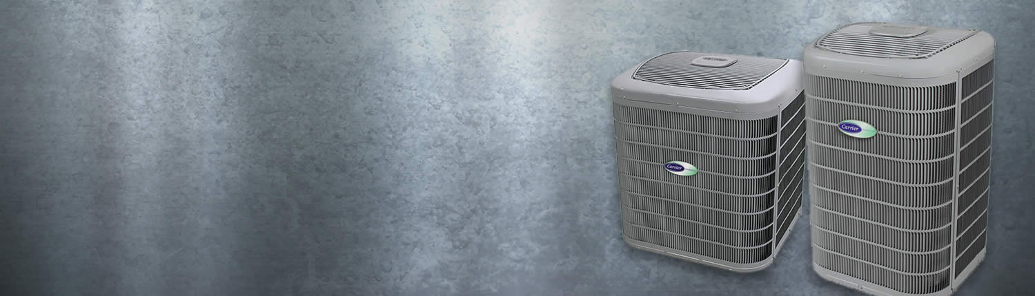 Carrier® HVAC system by Apex Heating and Air Conditioning