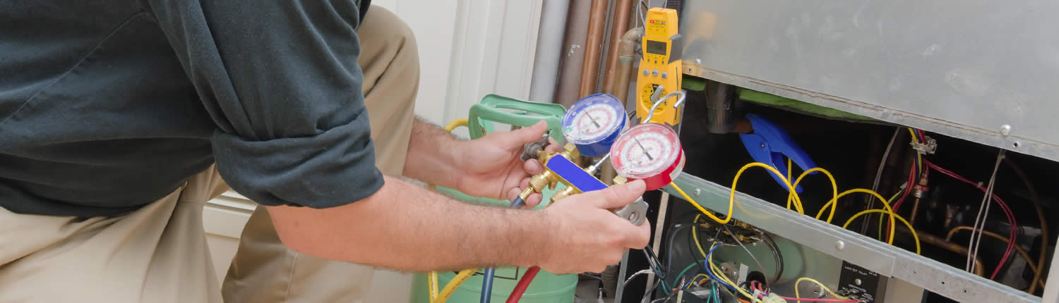 Residential HVAC Repair by Apex Heating and Air Conditioning