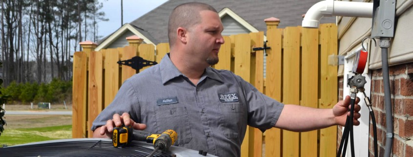 Apex Heating and Air - HVAC residential heating and air repair service